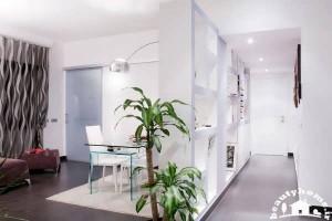 رنگ سوسنی در طراحی دکوراسیون منزل