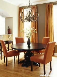مکان قرارگیری میز غذا خوری