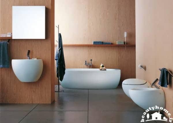 مدل وان حمام