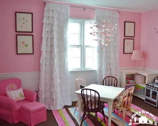 دکوراسیون اتاق کودک و نوجوان دختر