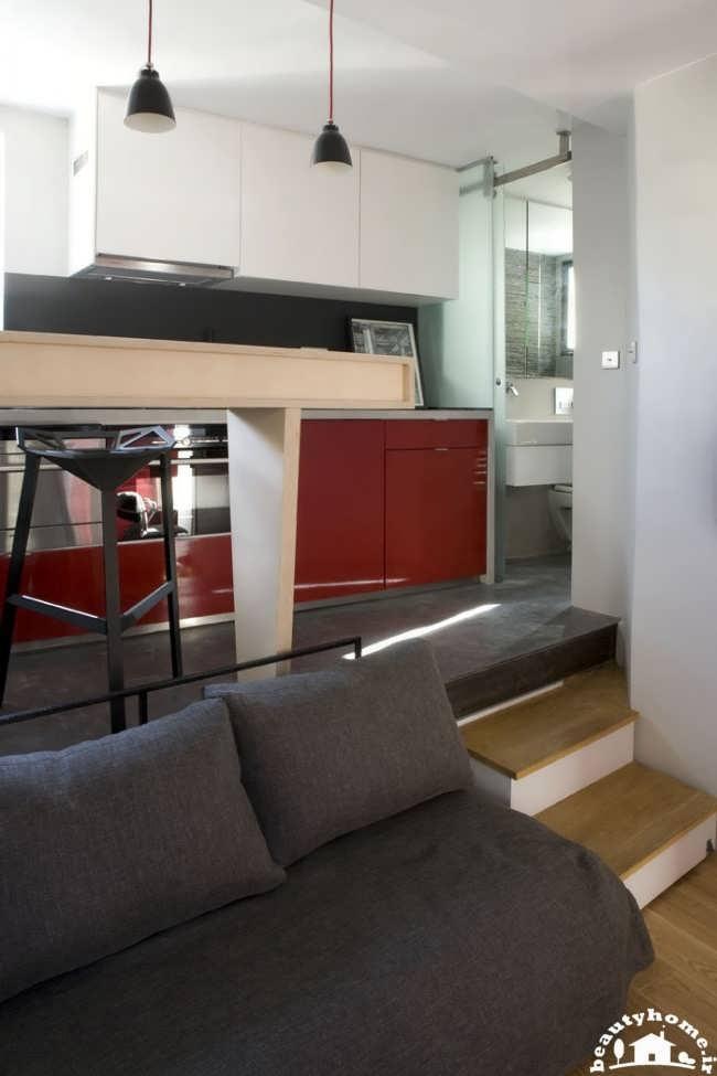 دکوراسیون داخلی خانه کوچک