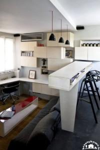 دکوراسیون داخلی خانه کوچک و شیک