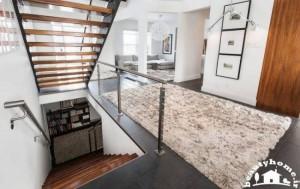 طراحی داخلی مدرن خانه دوبلکس