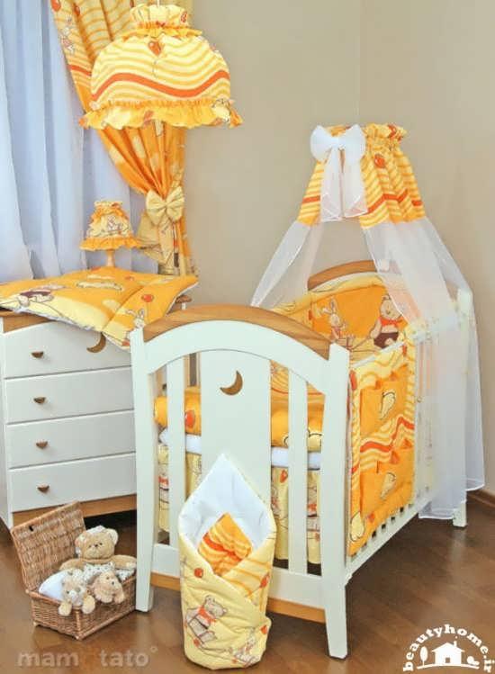 تزئین تخت کودک