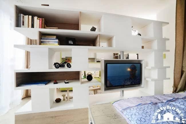 دکوراسیون خانه چهل متری