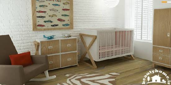دکوراسیون داخلی اتاق نوزاد