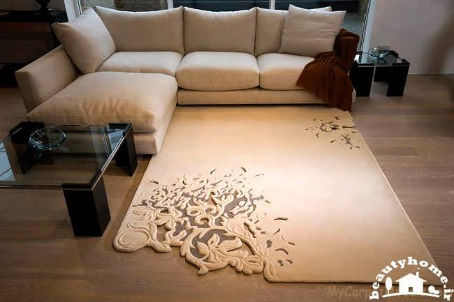 مدل فرش فانتزی