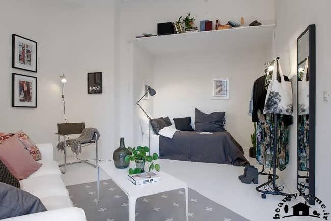دکوراسیون منزل بدون اتاق خواب