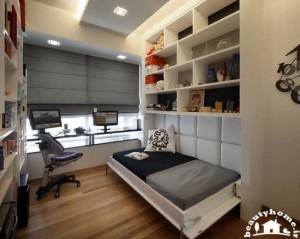دکوراسیون داخلی اتاق پسرانه