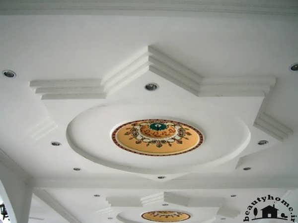 مدل گچ بری سقف مدرن