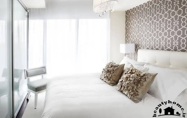 دکوراسیون اتاق خواب با نور مناسب