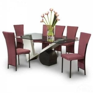 طراحی جدید میز نهارخوری 2014