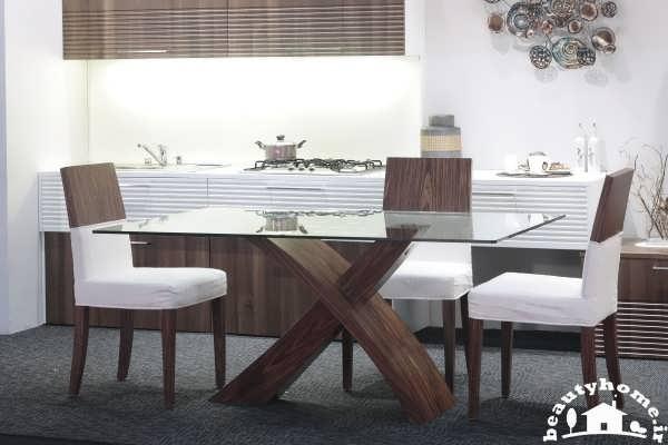 میز نهارخوری 2014 مدرن و زیبا