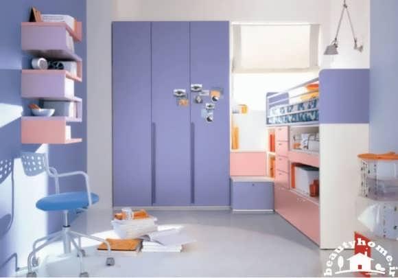 دکوراسیون داخلی اتاق کودک مدرن