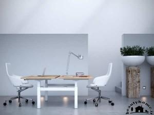 دکوراسیون داخلی اتاق شرکت