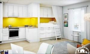 رنگ زرد در دکوراسیون داخلی منزل