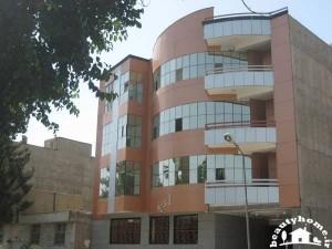 نمای آپارتمان ایرانی