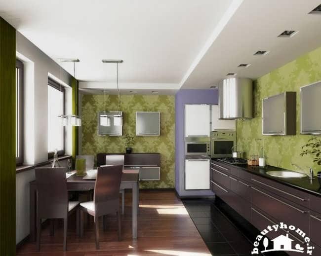 دکوراسیون آشپزخانه 2015