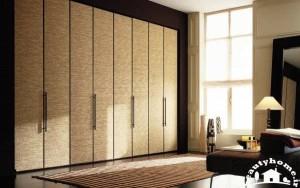 مدل کمد دیواری چوبی