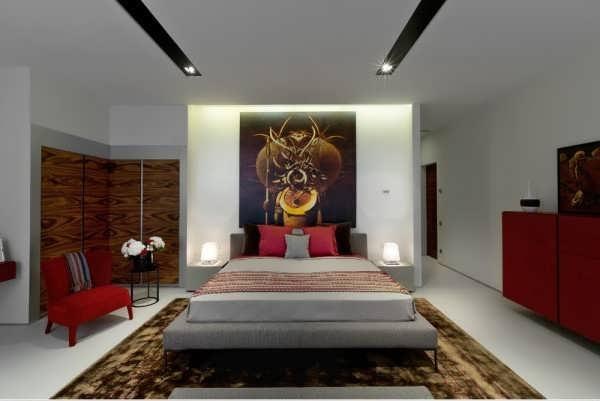 اتاق خواب بزرگ