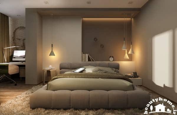 نورپردازی اتاق خواب جدید