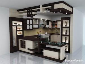 طراحی کابینت مدرن