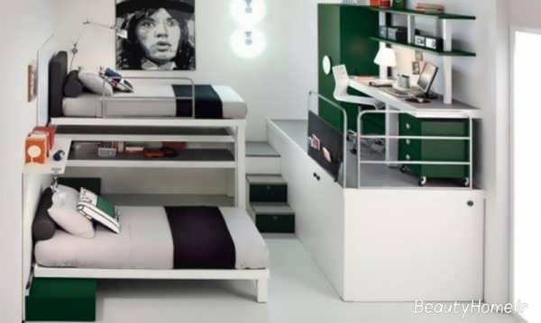 اتاق خواب پسران جوان