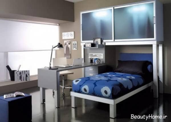 اتاق خواب جدید پسرانه