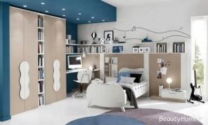 ایده های جدید اتاق پسرانه