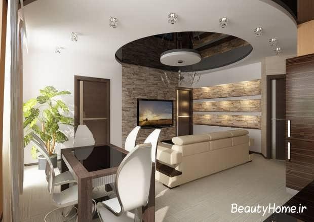 طراحی سقف کاذب کناف