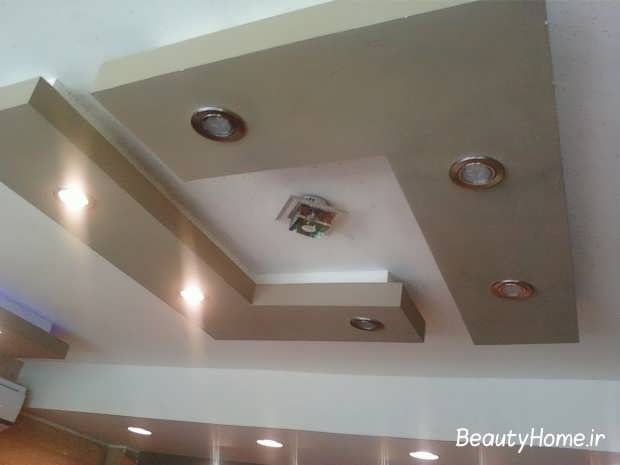 کناف سقف جدید
