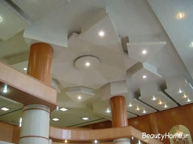 سقف کاذب کناف مدرن و شیک