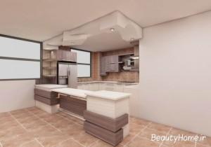 آرک آشپزخانه طرح جدید