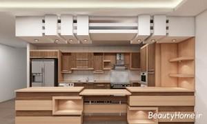 نورپردازی آرک آشپزخانه