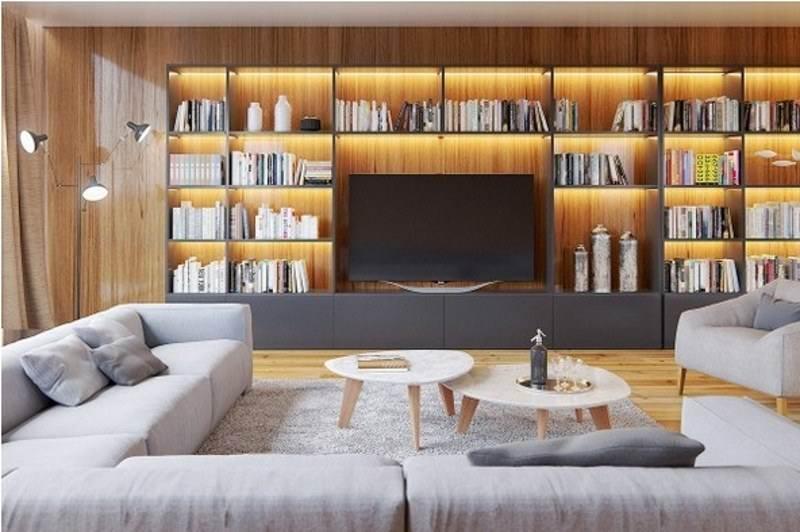 ایده های خلاقانه از چوب های روشن و گرم