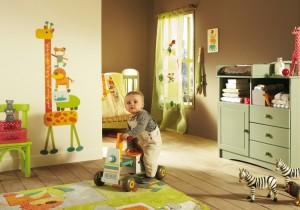 دکوراسیون اتاق کودک جدید