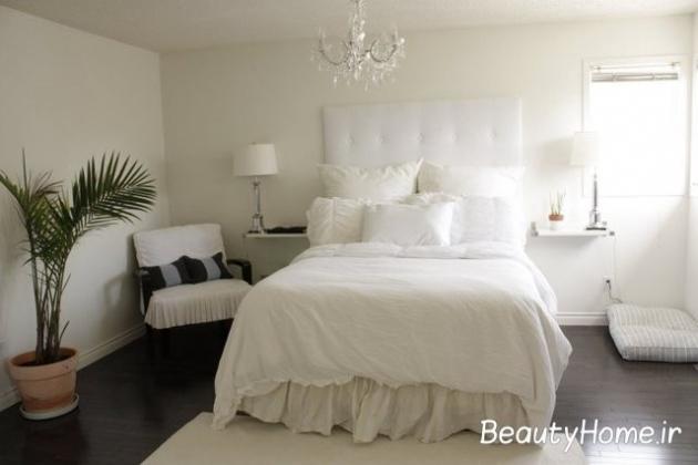 طراحی و هماهنگی های اتاق خواب