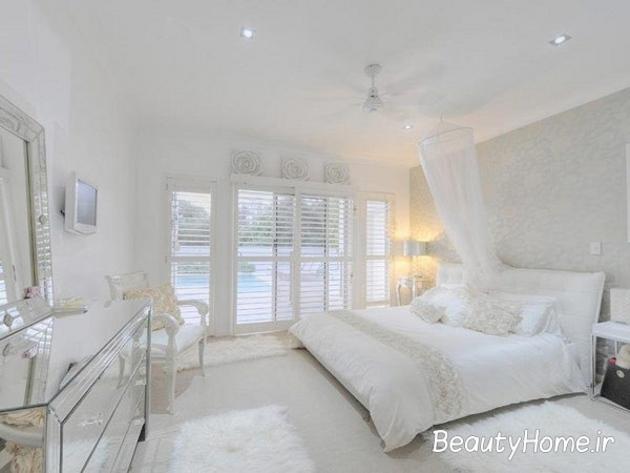نورپردازی در اتاق خواب