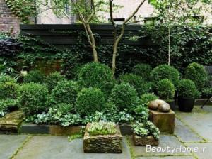 زیباترین فضای سبز