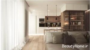 کاربرد چوب در طراحی منزل