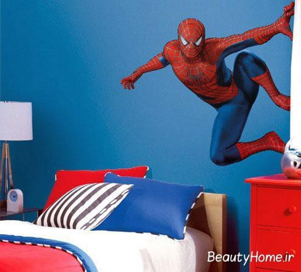زیباترین دکوراسوین اتاق خواب جوانان