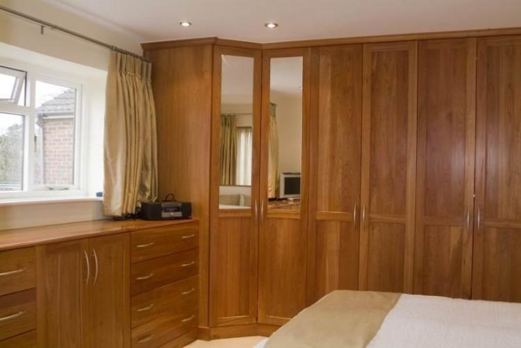 جدیدترین اتاق خواب با کمد دیواری
