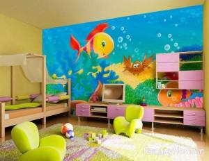 تزیین اتاق کودک