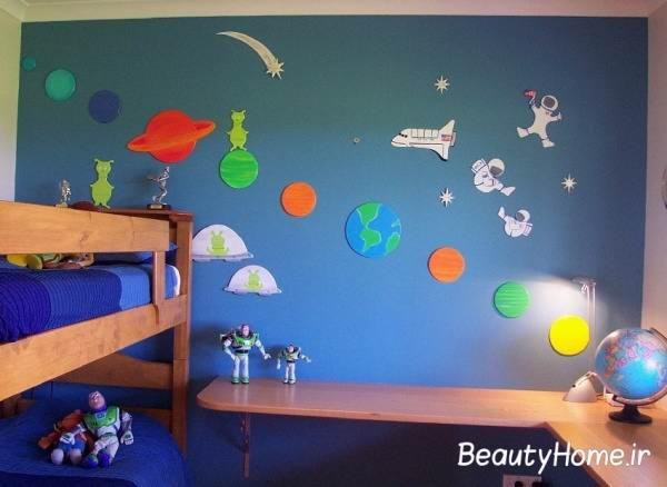 وسایل ساده برای تزیین اتاق خواب
