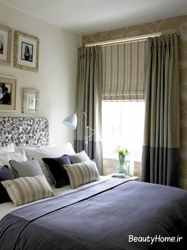 جذاب ترین پرده اتاق خواب