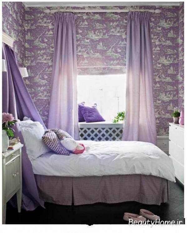 پرده اتاق خواب فانتزی