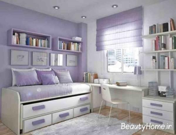 رنگ های متنوع سرویس خواب