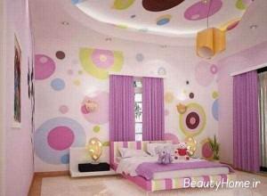 تزیین اتاق کودکان