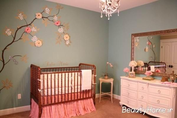 جذاب ترین اتاق کودک