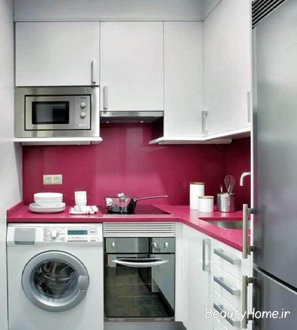 جذاب ترین آشپزخانه کوچک